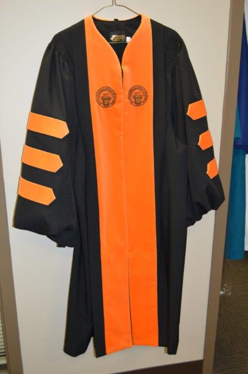 Doctoral Gown Sample